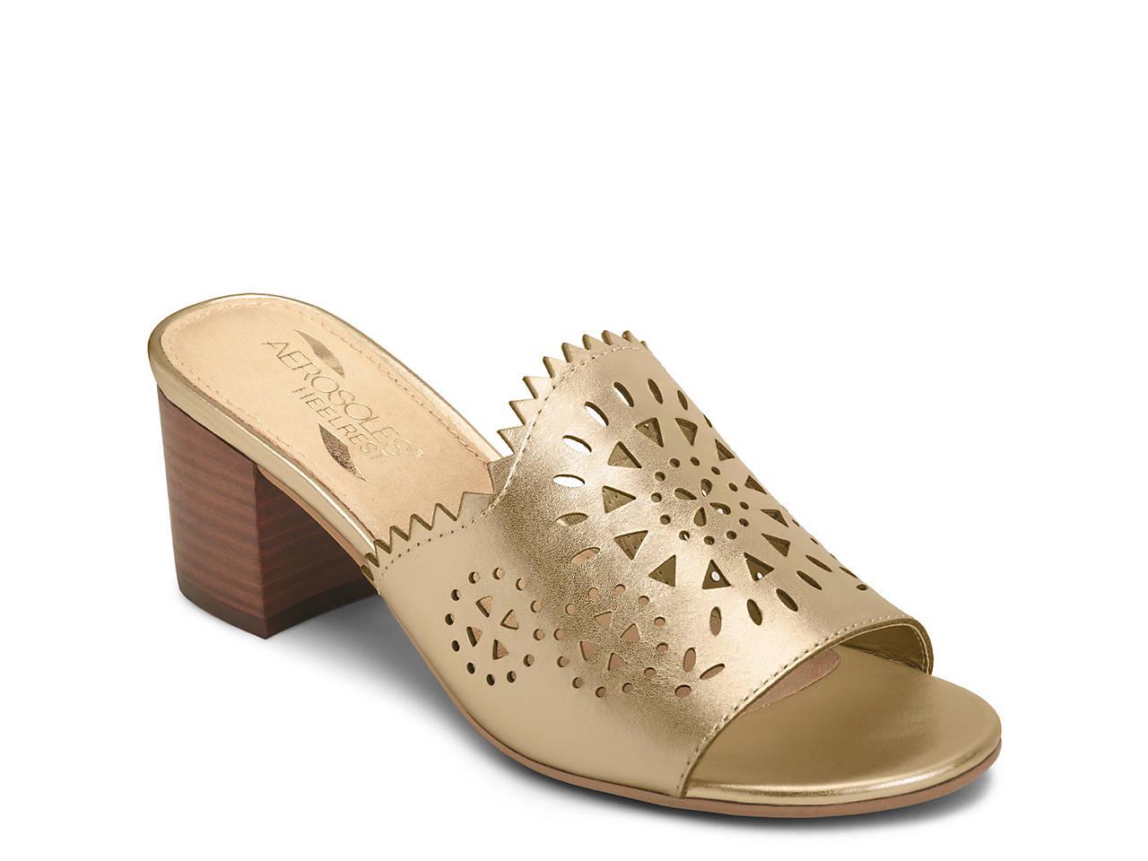 À Vendre Livraison Gratuite Aerosoles Sandale Slide Solstice D'été (femmes) Faux Rabais cwxlj0pQc5