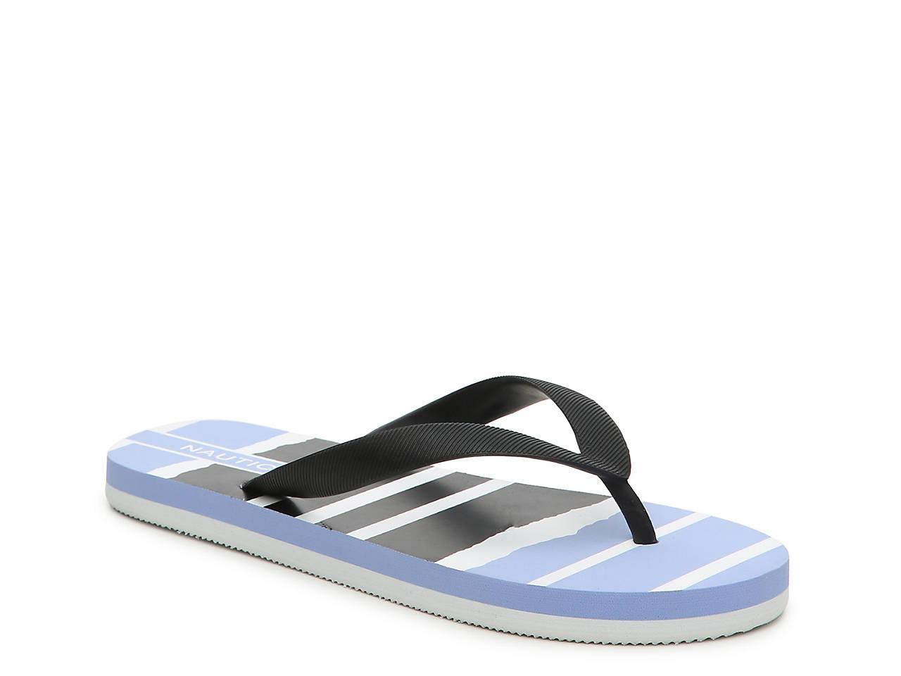 b1a8a05fdb1f Nautica Pintle Flip Flop Women s Shoes
