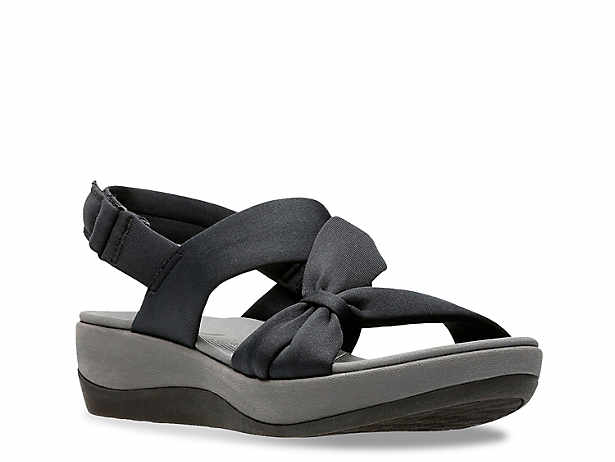 Clarks Arla Kaydin Wedge Sandal Women S Shoes Dsw