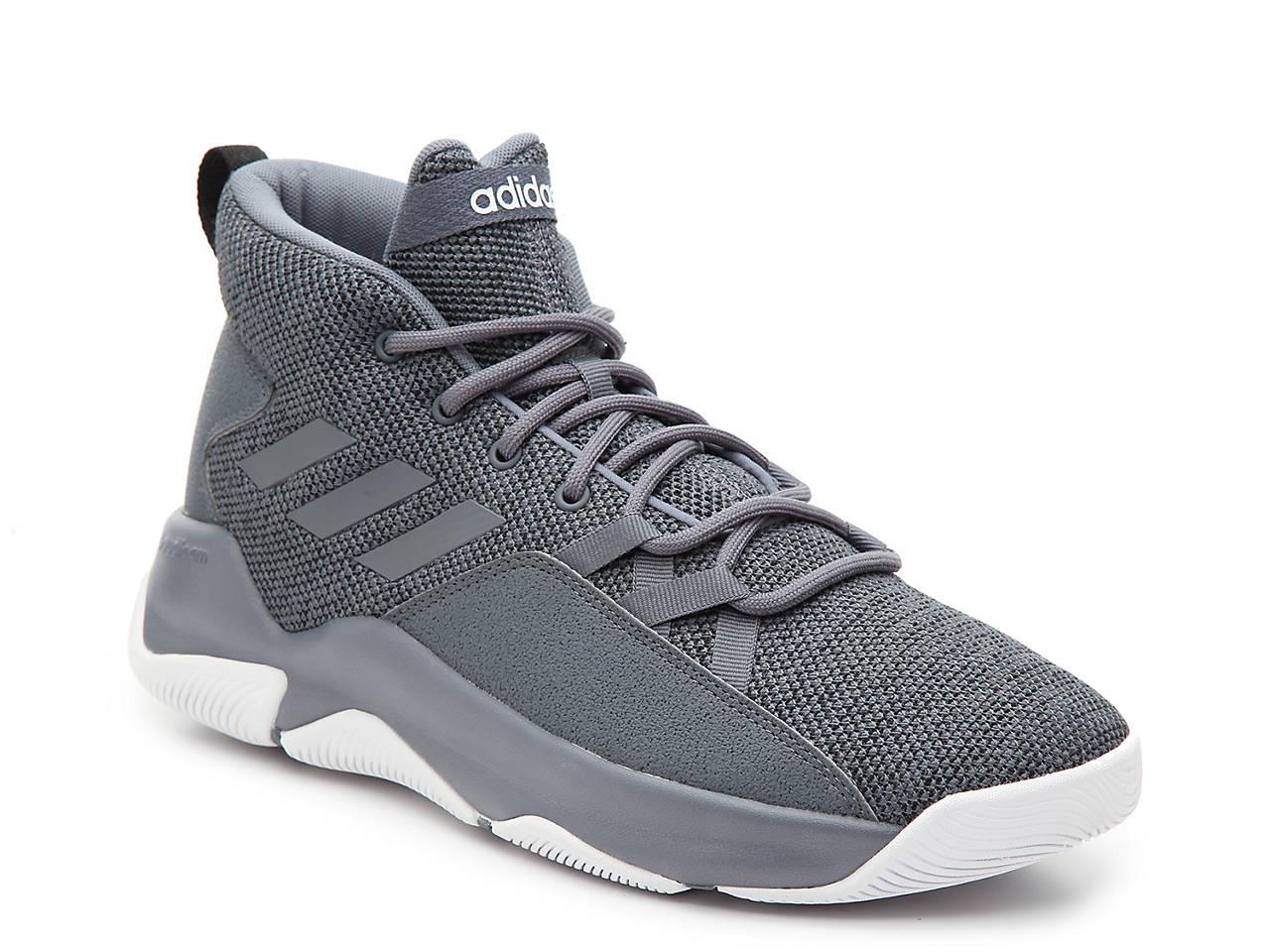 adidas Street Fire Basketball Shoe - Men s Men s Shoes  23e127e3f