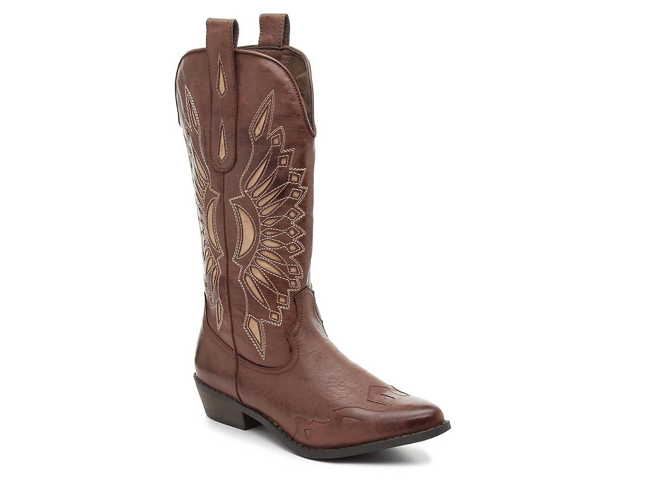 1520559d159 Bandera Cowboy Boot