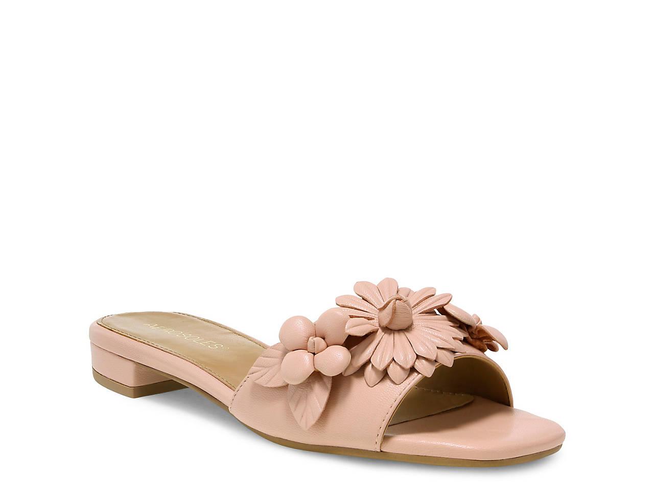 Pin Down Sandal