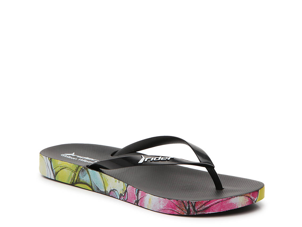 Colleen Wilcox Rio Wedge Flip Flop