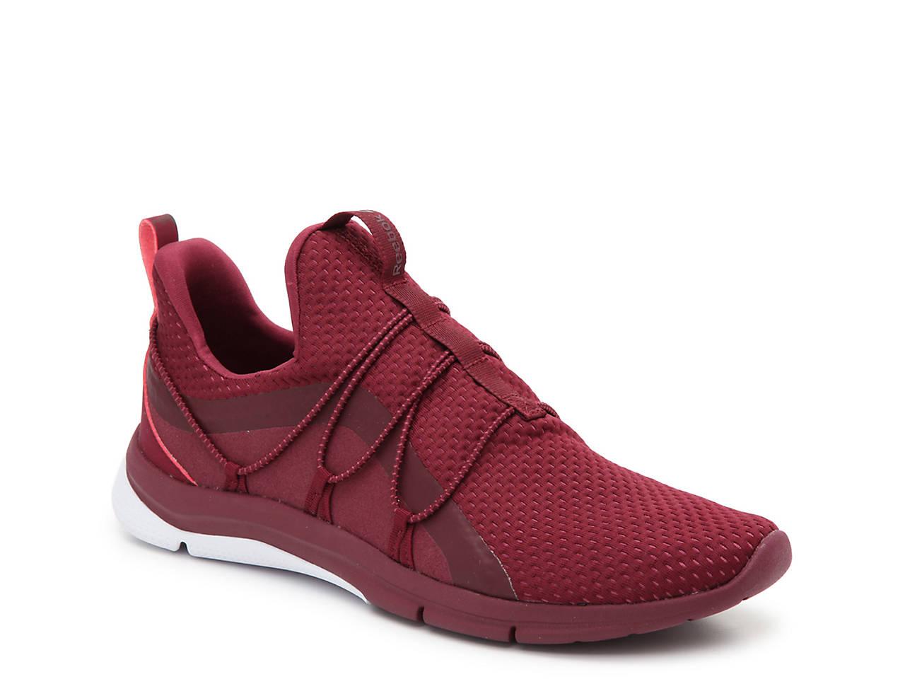 3228c4095582ad Reebok Print HER 3.0 Lightweight Slip-On Running Shoe - Women s ...