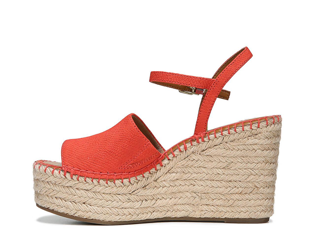 865a7afd2278 Franco Sarto Tula Espadrille Wedge Sandal Women s Shoes