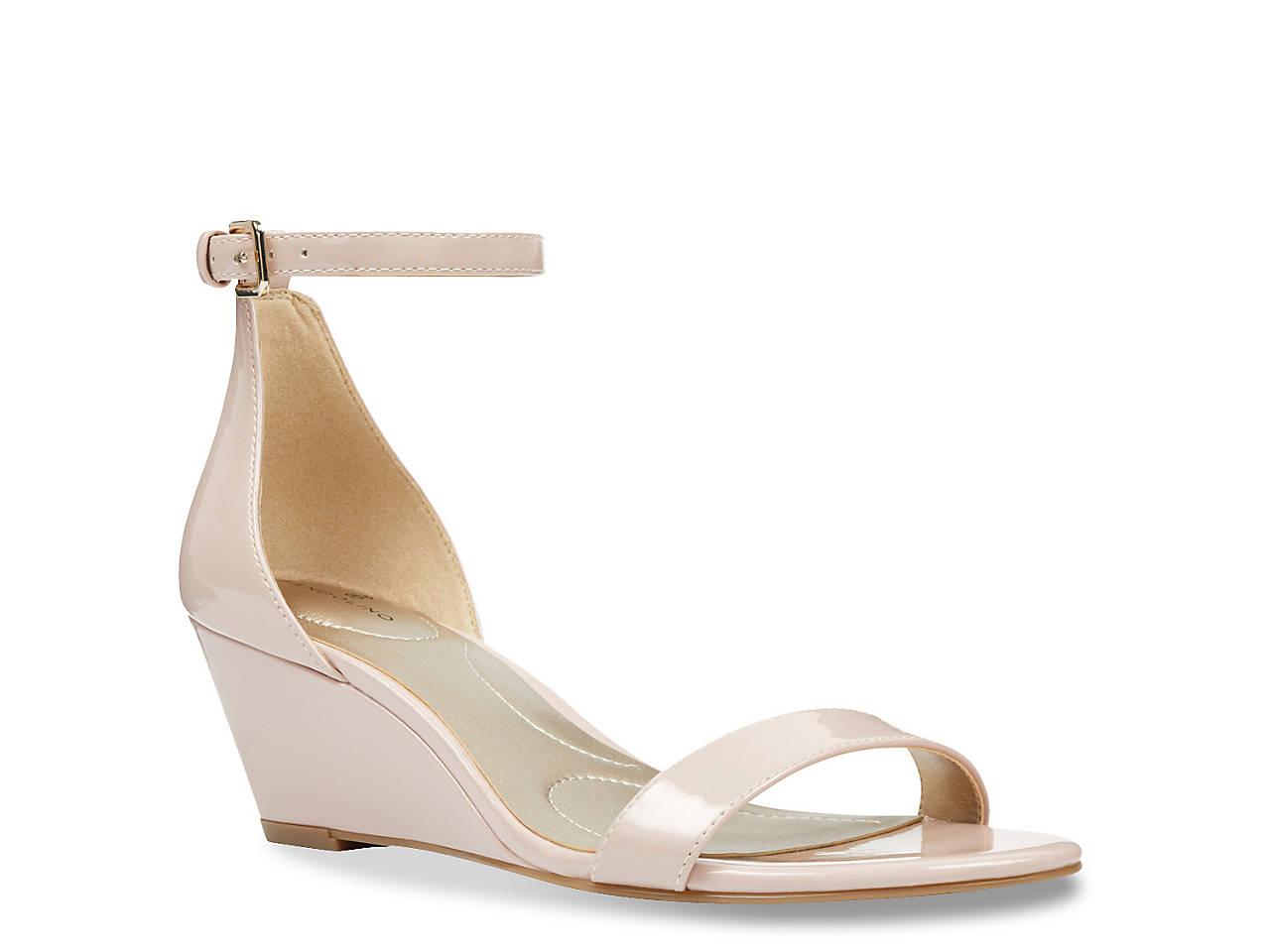 Omira Wedge Sandal