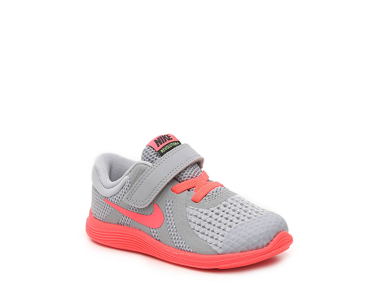 ac9f67a5a0c16 Nike Revolution 4 Fade Toddler Sneaker Kids Shoes