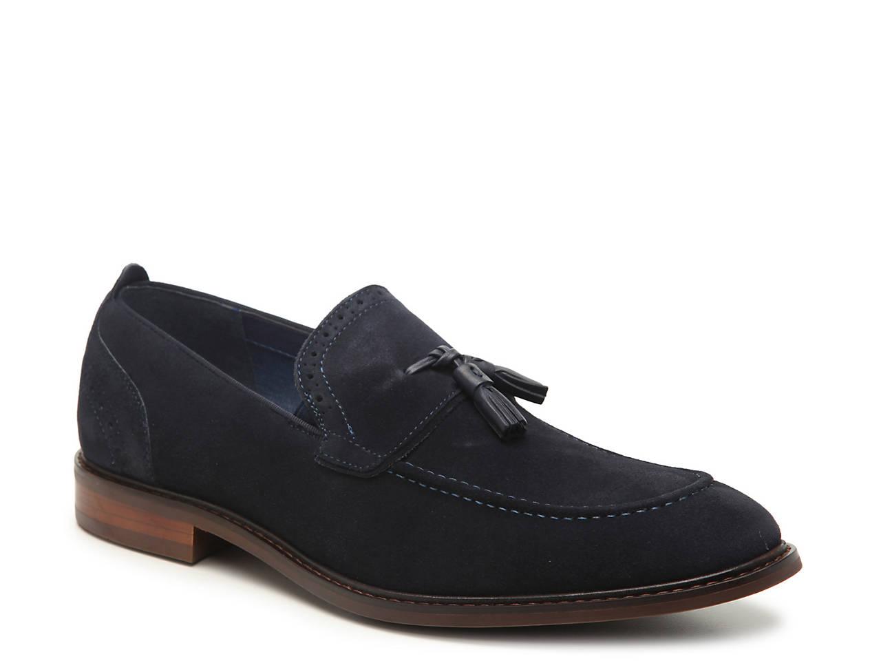 88016de0efb Steve Madden Bogart Tassel Loafer Men s Shoes