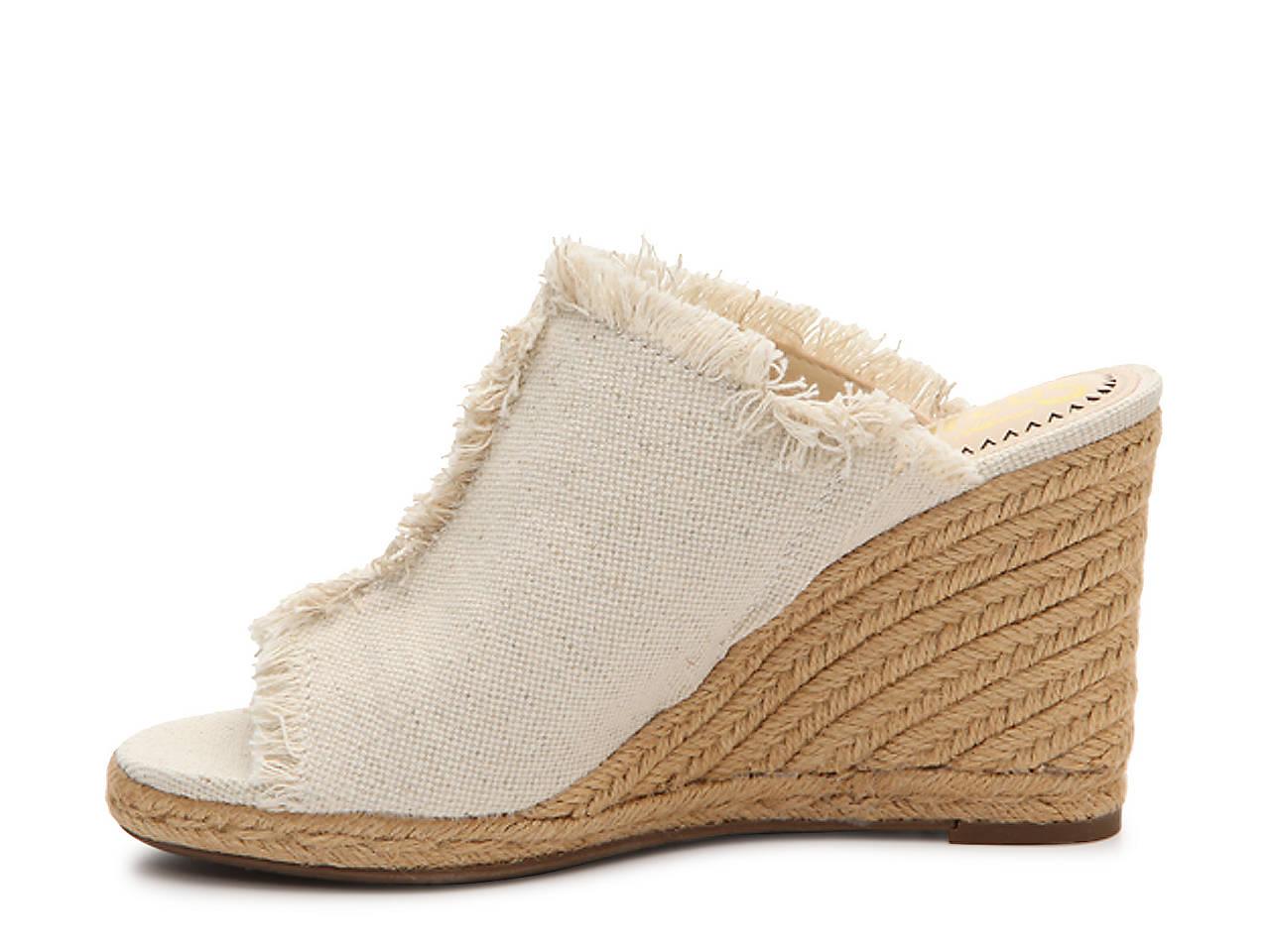 0e80b9b23ae Baker Wedge Sandal