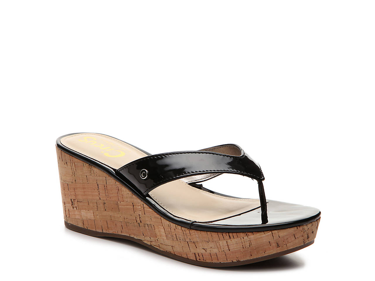 3840cedcc05 Circus by Sam Edelman Raquel Wedge Sandal Women s Shoes