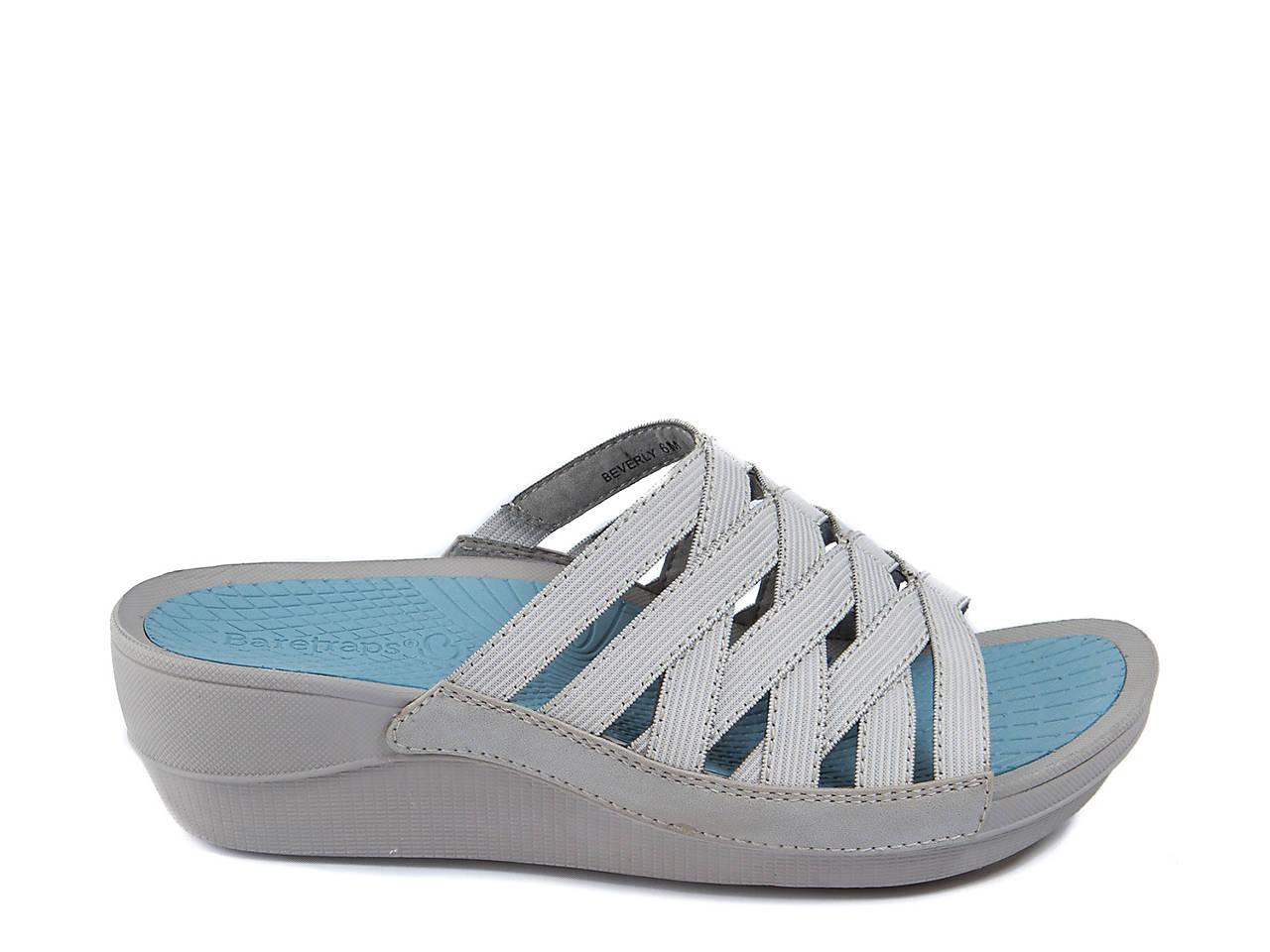 BareTraps Beverly Grey Sandal YHga9