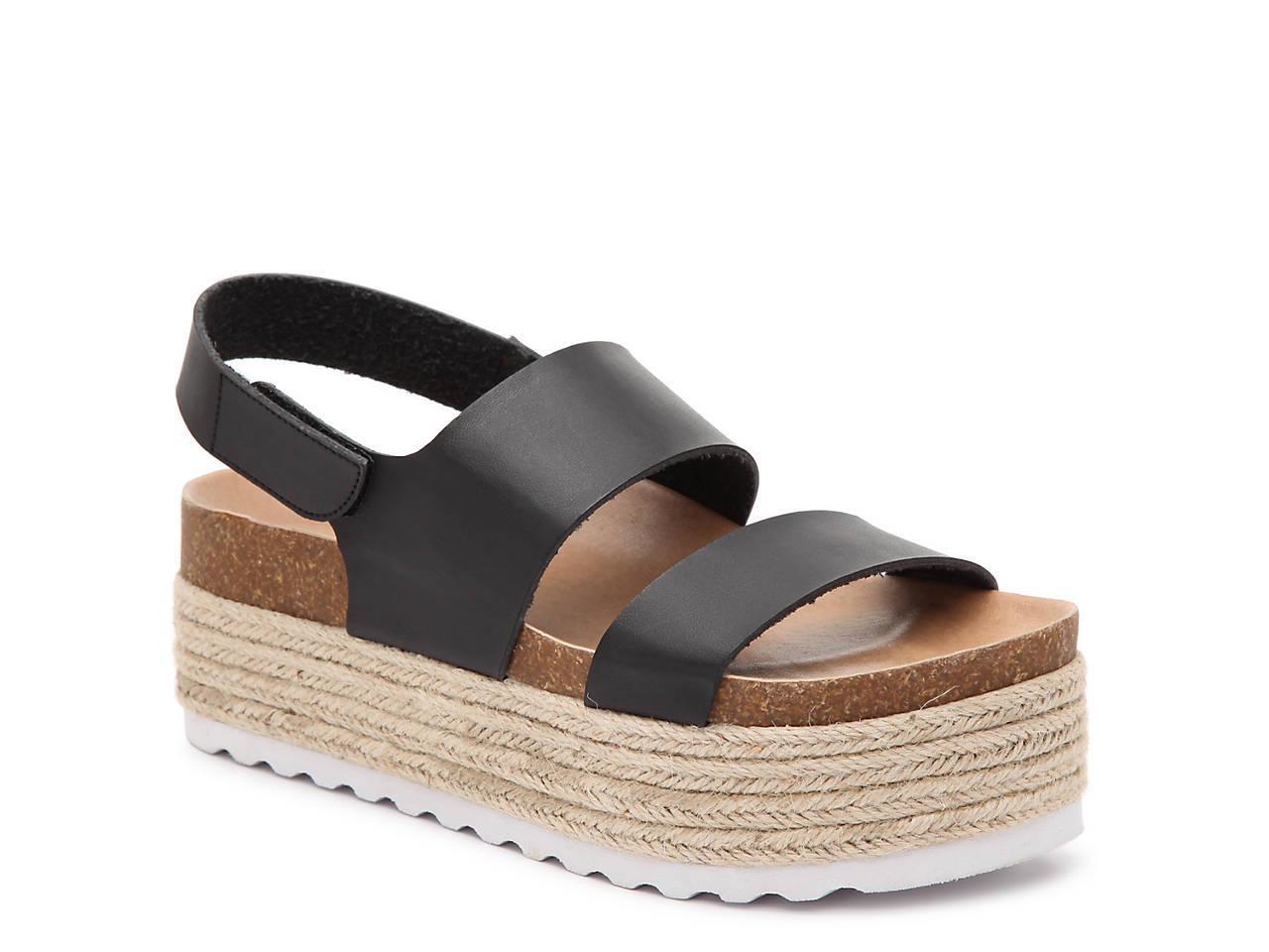 823147f95 Dirty Laundry Ponoma Espadrille Platform Sandal Women's Shoes | DSW