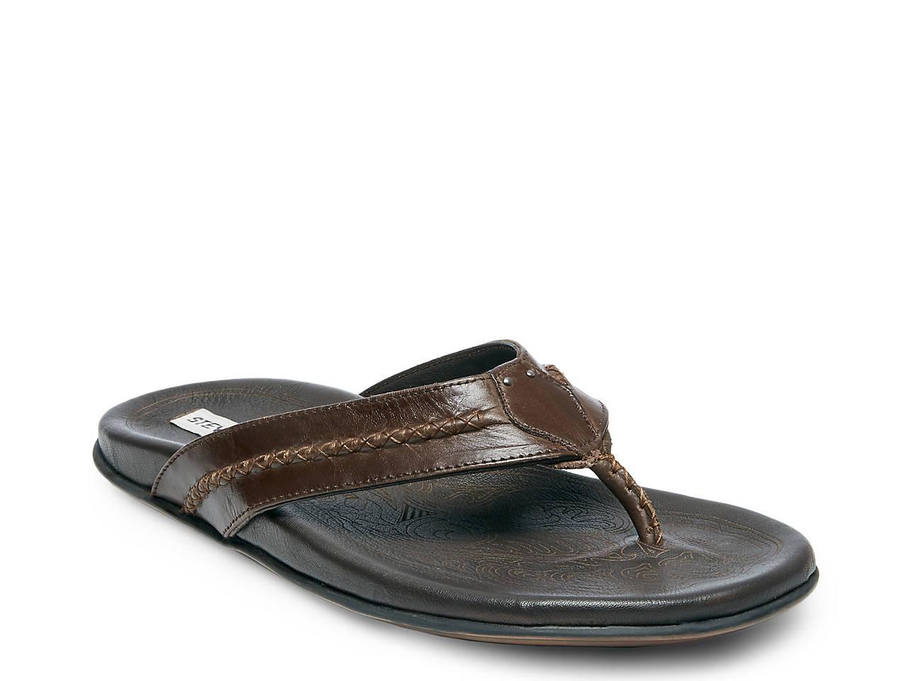 6e6db17dcb88 Steve Madden Solace Flip Flop Men s Shoes