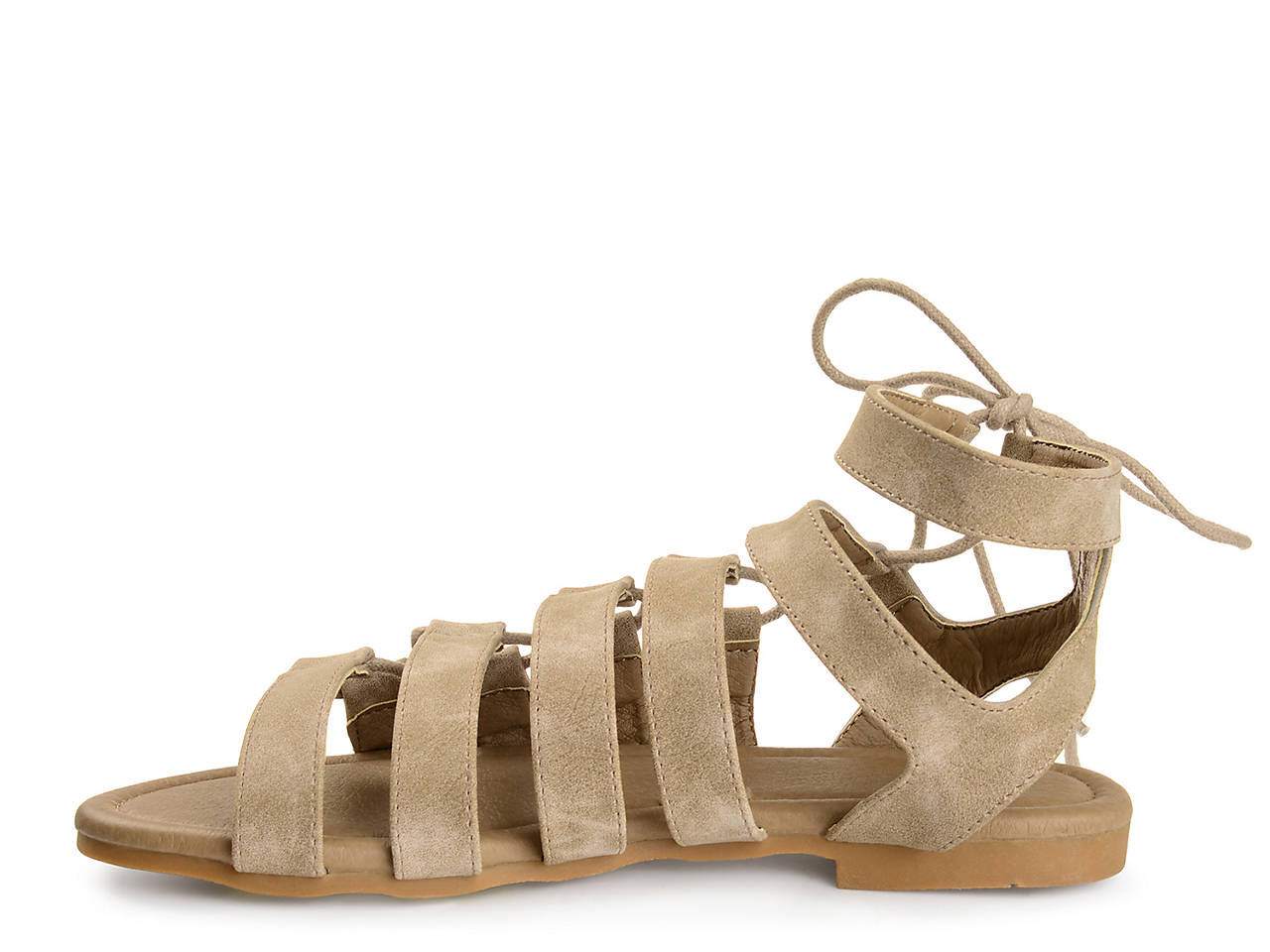 6e20ec5f929acd Journee Collection Cleo Gladiator Sandal Women s Shoes