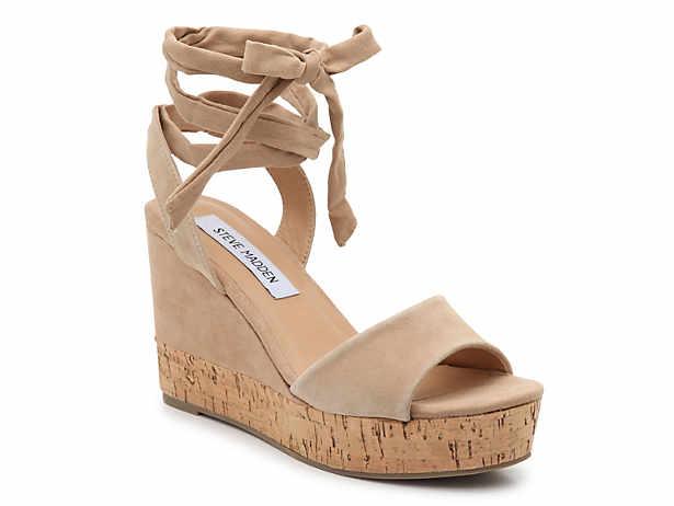 Halia Wedge Sandal