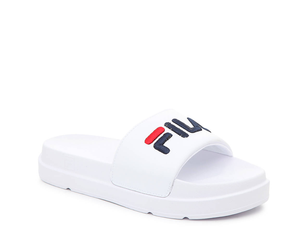 37e30a2f8627 Fila Drifter Bold Slide Sandal - Women s Women s Shoes