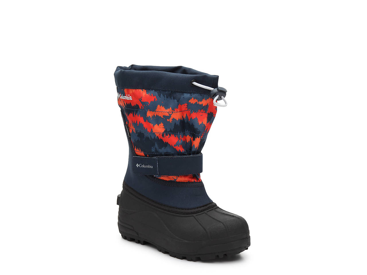 776ab46fc4c3 Columbia Powderbug Plus II Youth Snow Boot Kids Shoes
