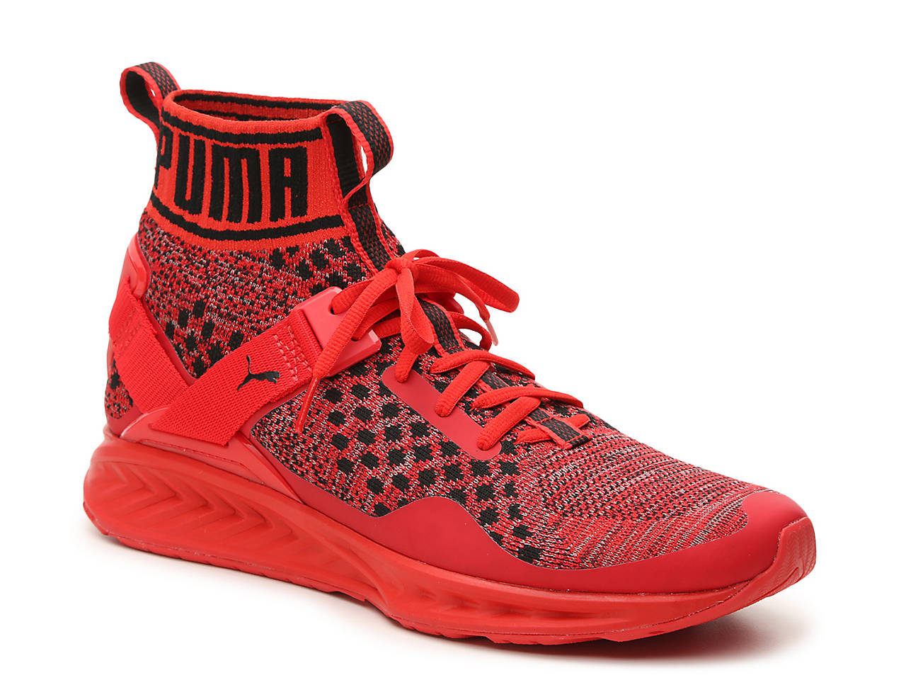 new style 89c94 316e6 Ignite EvoKnit High-Top Sneaker - Men's