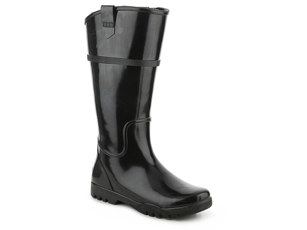 f69643c1c9b Sperry Top-Sider Nellie Kate Rain Boot Women s Shoes