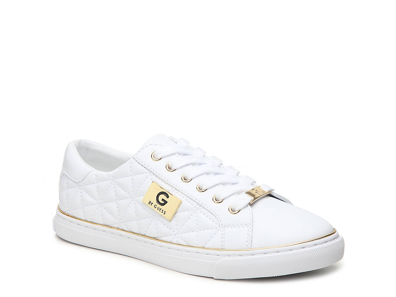 b9c2bab1c55f G by GUESS Office Quilted Sneaker Women s Shoes