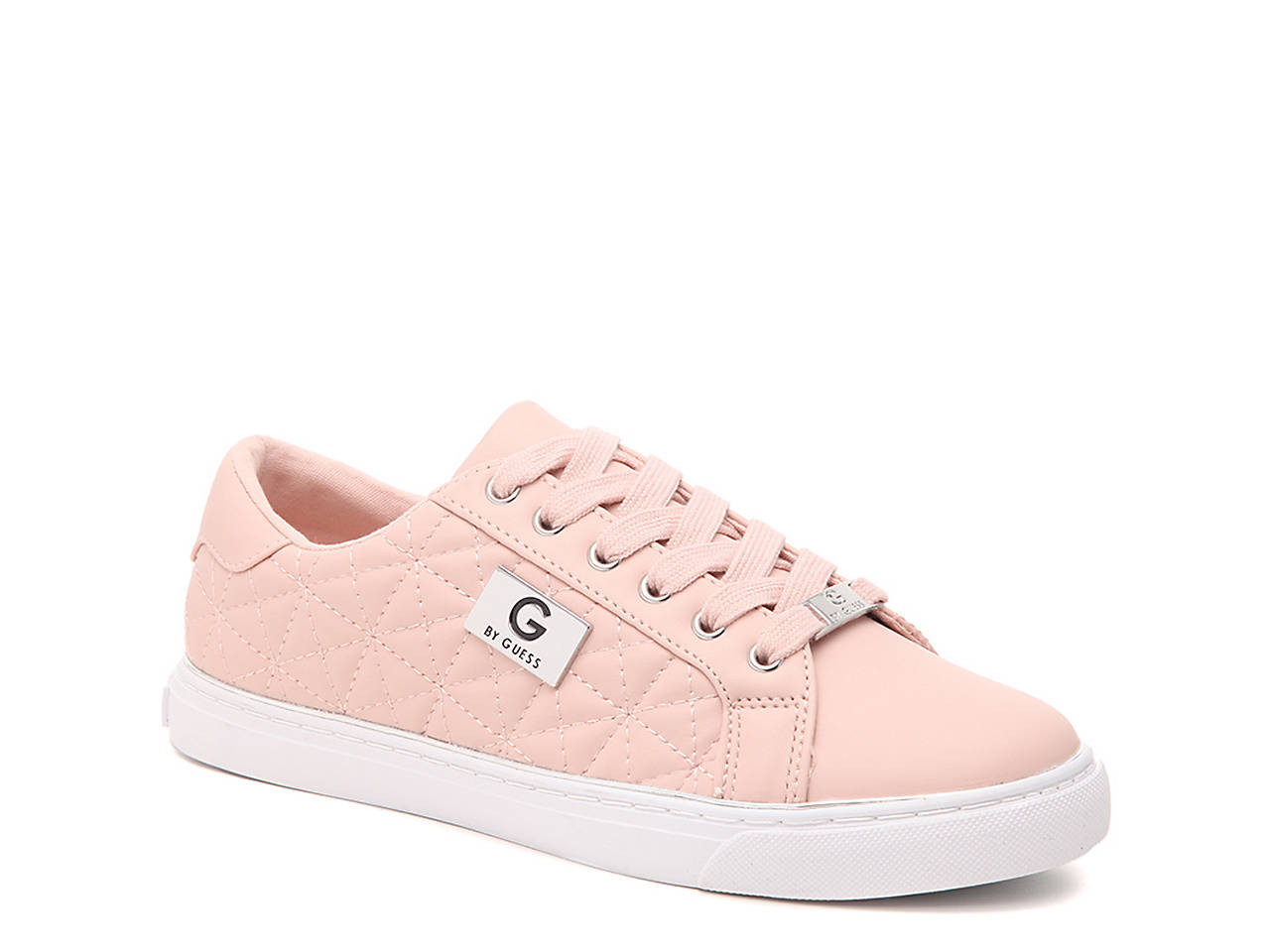 f0bda5b00cf0 G by GUESS Office Quilted Sneaker Women s Shoes