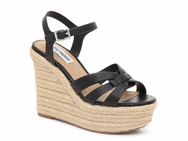 0fb495e0cc9 Steve Madden Elywn Wedge Sandal Men s Shoes