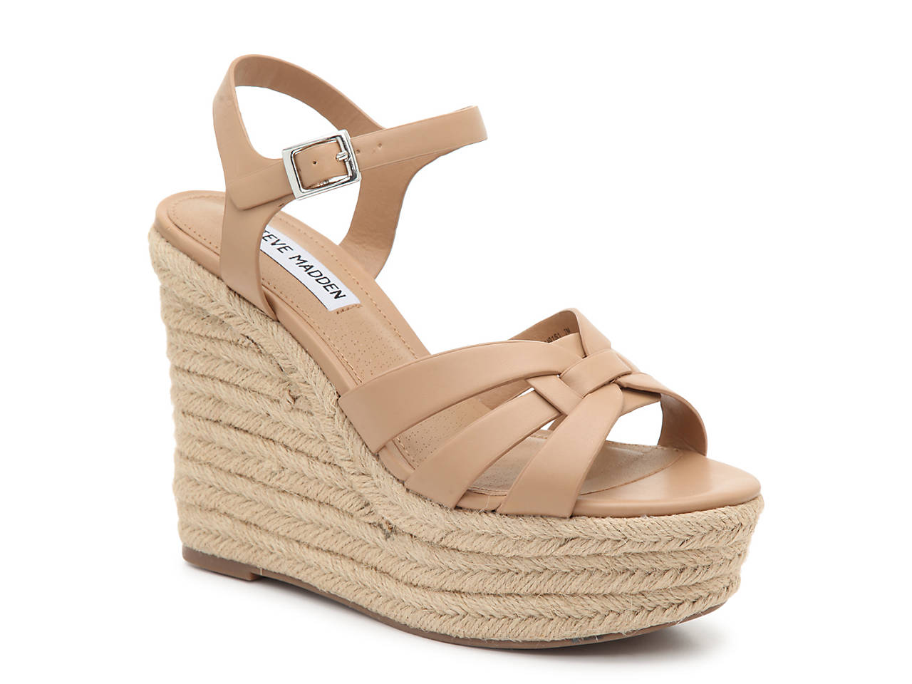 3620aceed9ac1 Steve Madden Talula Espadrille Wedge Sandal Women's Shoes | DSW