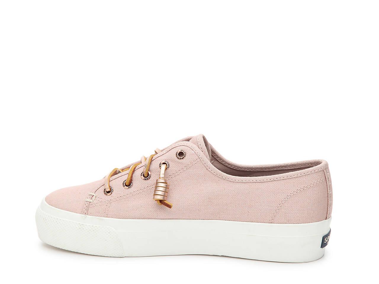 322b71e8d334 Sperry Top-Sider Sky Sail Platform Slip-On Sneaker Women s Shoes