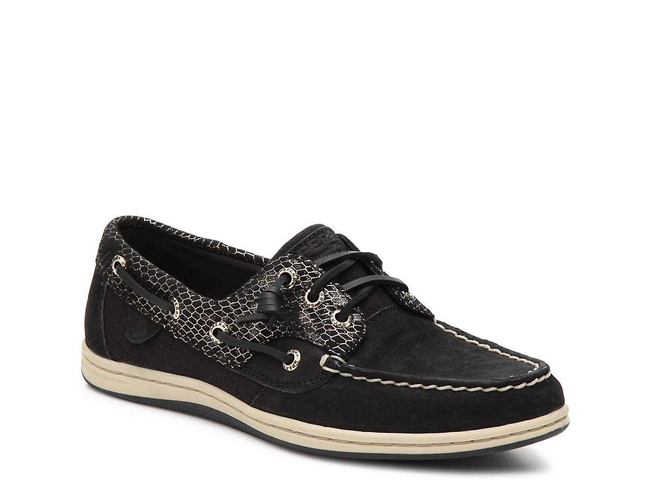 d43fc1f7a64ed4 Sperry Top-Sider Songfish Boat Shoe Women s Shoes