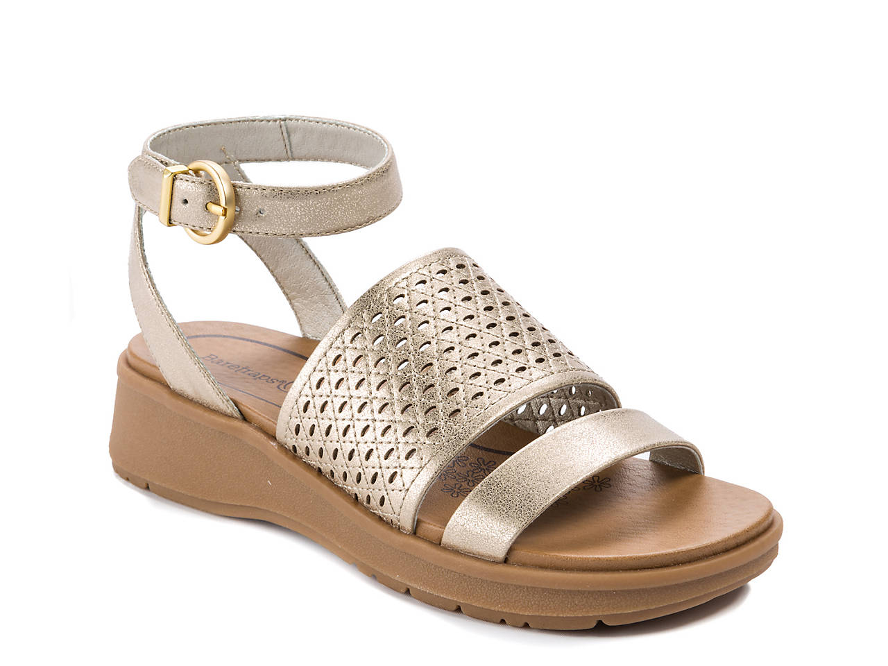 ae9247c440 Bare Traps Rockwell Wedge Sandal Women's Shoes | DSW