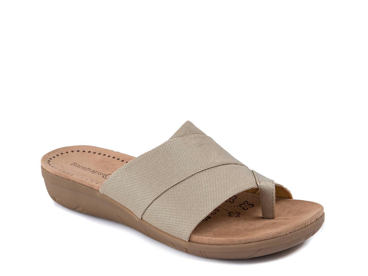 24a2675891 Bare Traps Jodey Wedge Sandal Women's Shoes   DSW