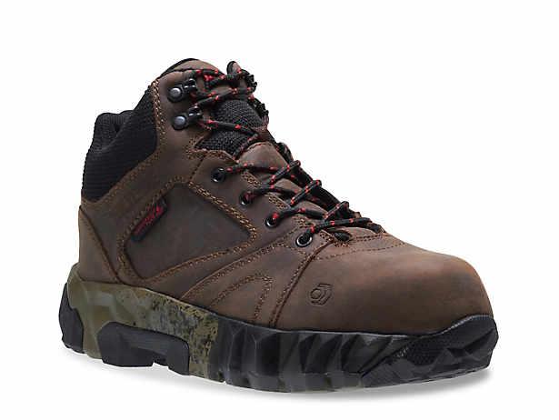 Wolverine Kilometer (Light Brown Leather) Mens Work Boots Inexpensive For Sale Outlet Huge Surprise Outlet Best Seller 7T2sufZ