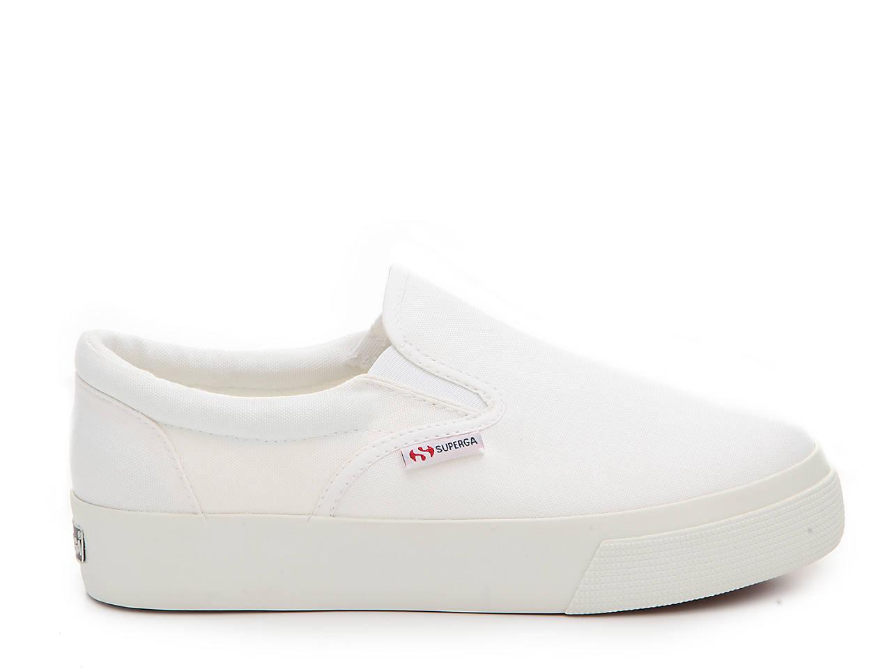 a6e318c50d8 Superga 2398 Platform Slip-On Sneaker Men s Shoes