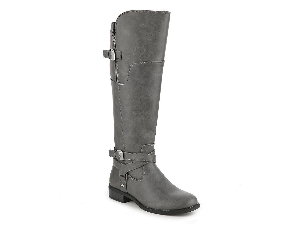 b12c6c7ca0509 G by GUESS Hilight Riding Boot Women's Shoes | DSW