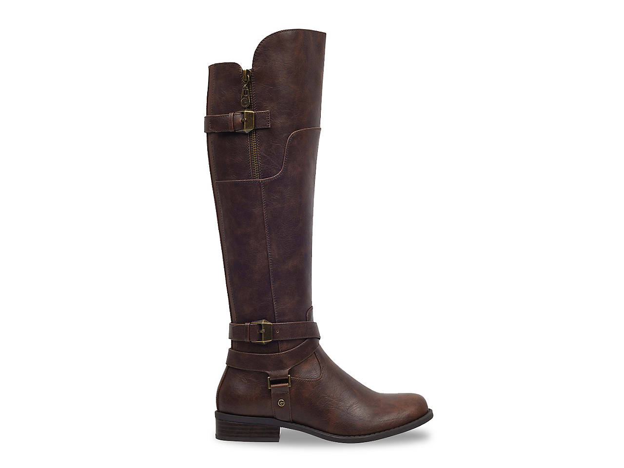 f4f58fa5e471 G by GUESS Hilight Riding Boot Women's Shoes | DSW