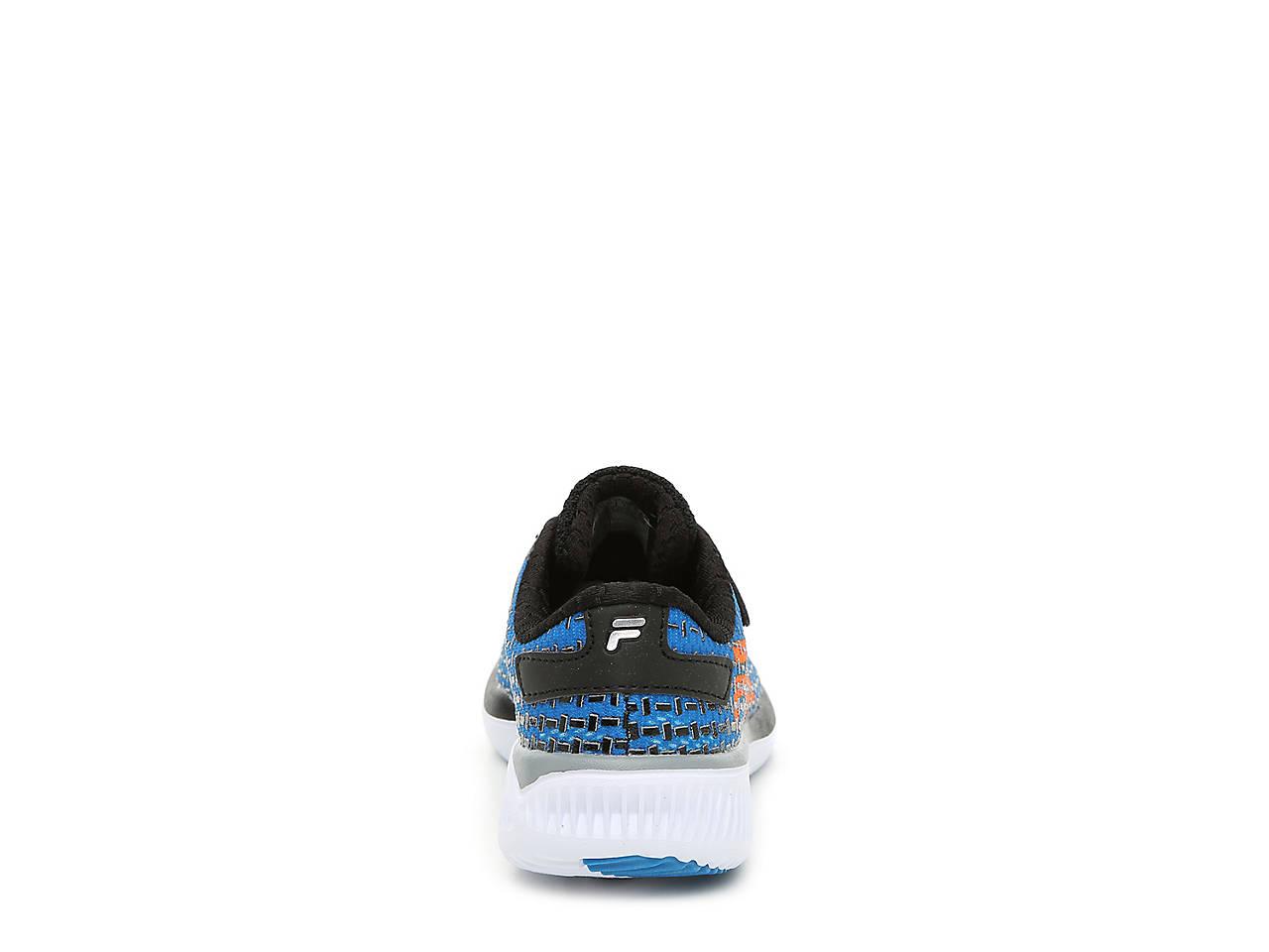 9f1ddff5265f Fila Valant 3 Toddler   Youth Sneaker Kids Shoes