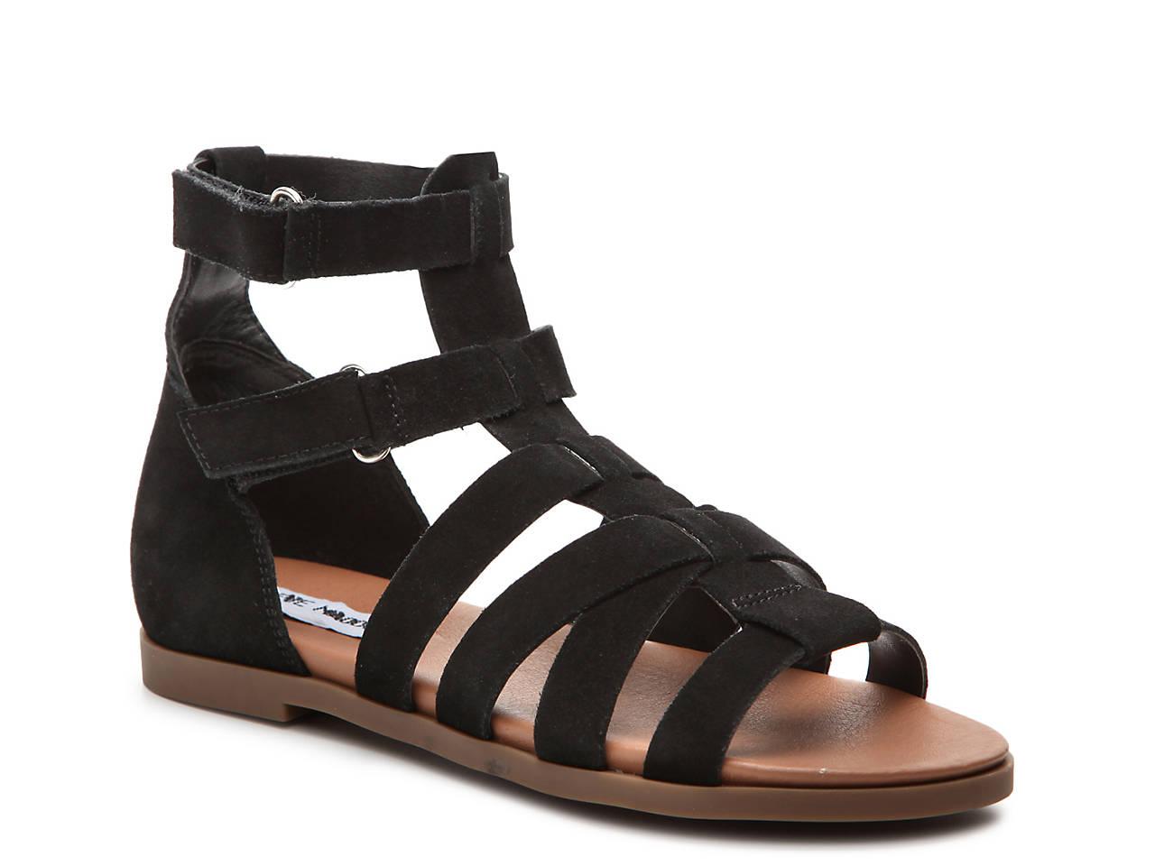 022a39e02e7 Steve Madden Gali Gladiator Sandal Women s Shoes