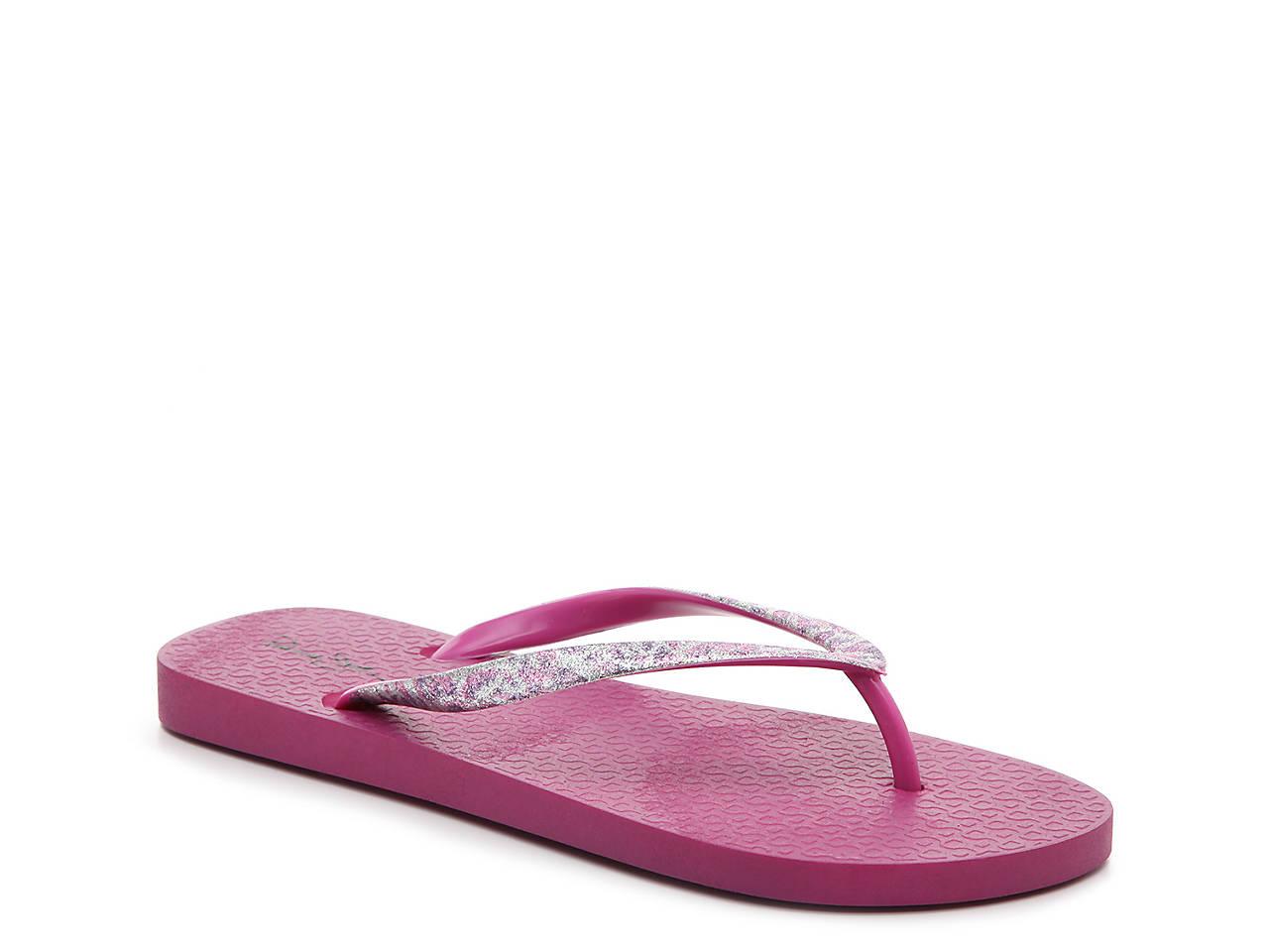 bcc33288b6e Panama Jack Glitter Flip Flop Women s Shoes