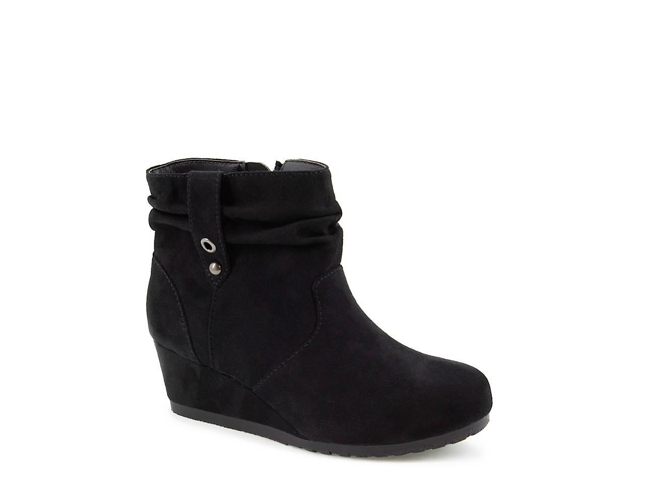 93b4b7c4adb Katinka Wedge Boot - Kids'