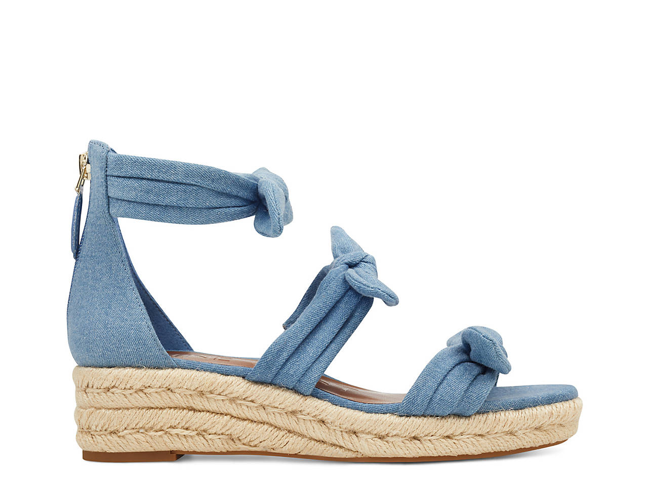 815dcad0fc Nine West Allegro Wedge Sandal Women's Shoes | DSW