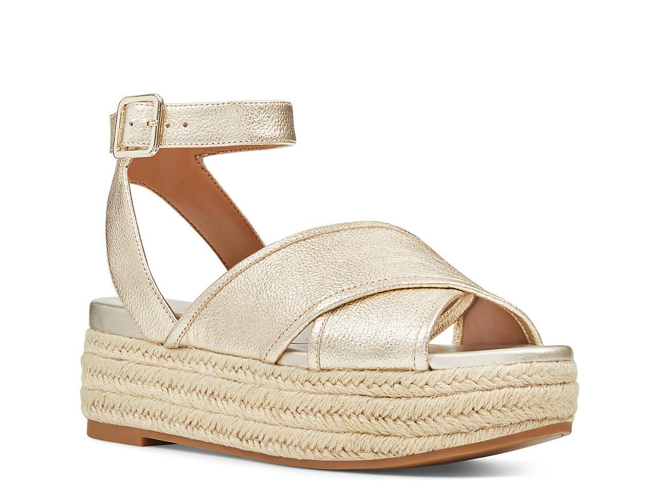 91165972442 Nine West Showrunner Platform Sandal Men s Shoes