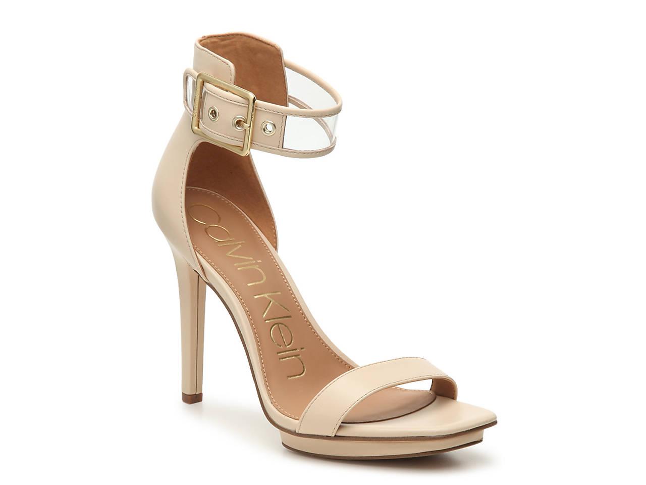 71de8db12b8 Calvin Klein. Vable Platform Sandal