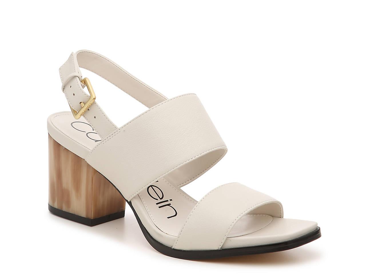 08048a45352 Calvin Klein Rosemary Crevo Sandal Women s Shoes