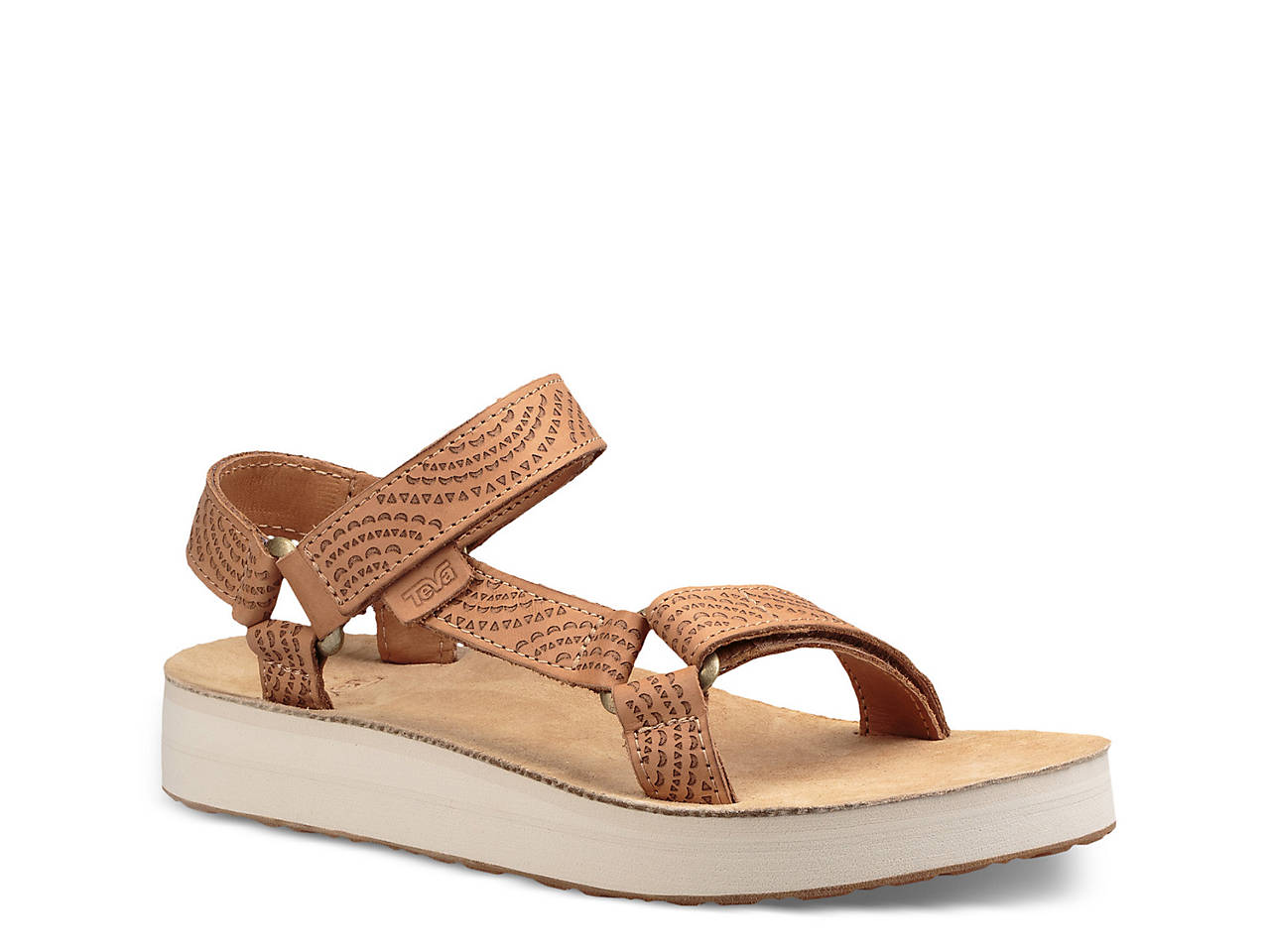 f8b8df3d91 Teva Midform Universal Geometric Wedge Sandal Women's Shoes | DSW