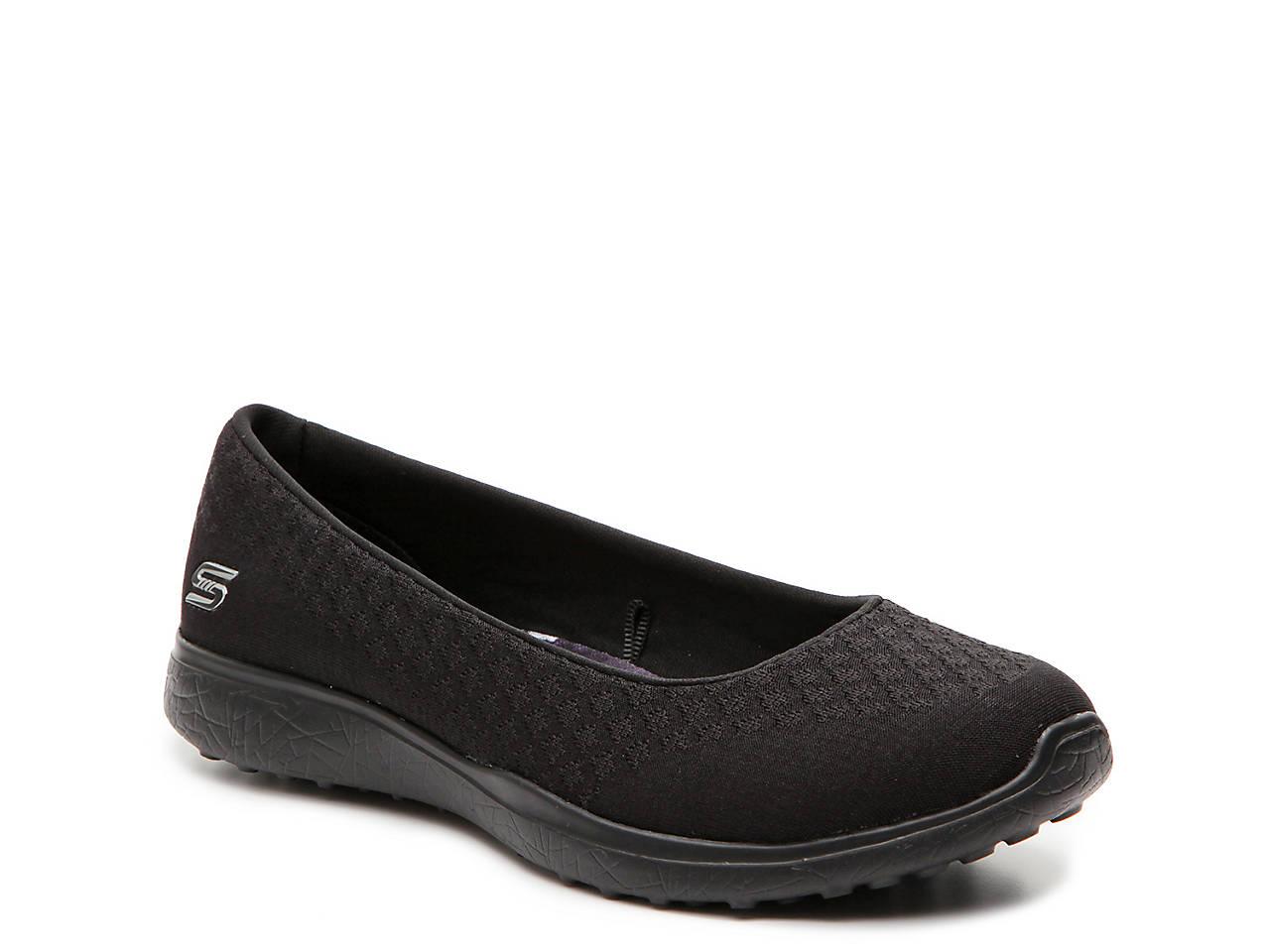 3ddde88b33e Skechers Microburst One Up Slip-On Women s Shoes