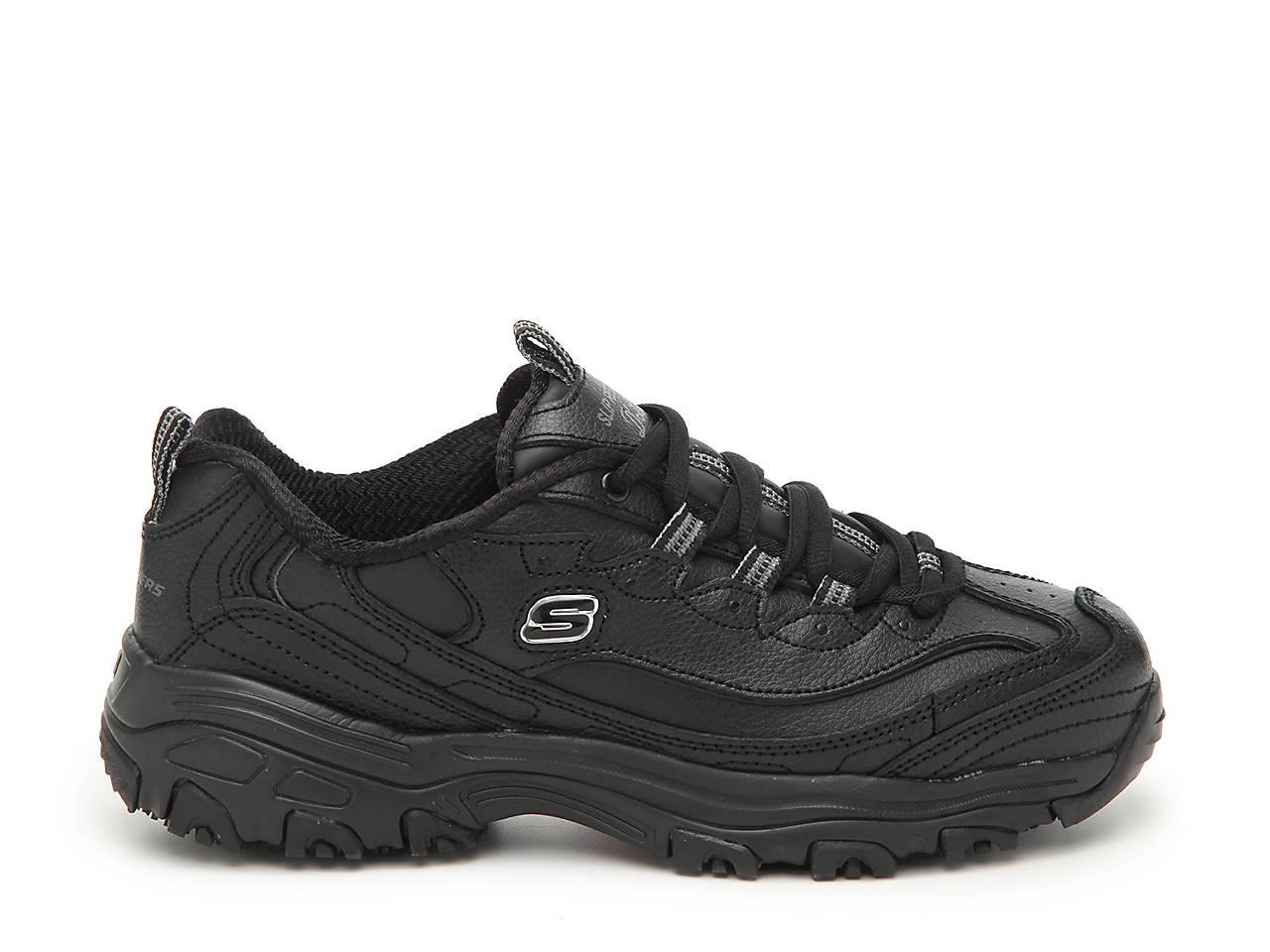 71cb74a055b8 Skechers Work D Lites Marbleton Work Sneaker Women s Shoes
