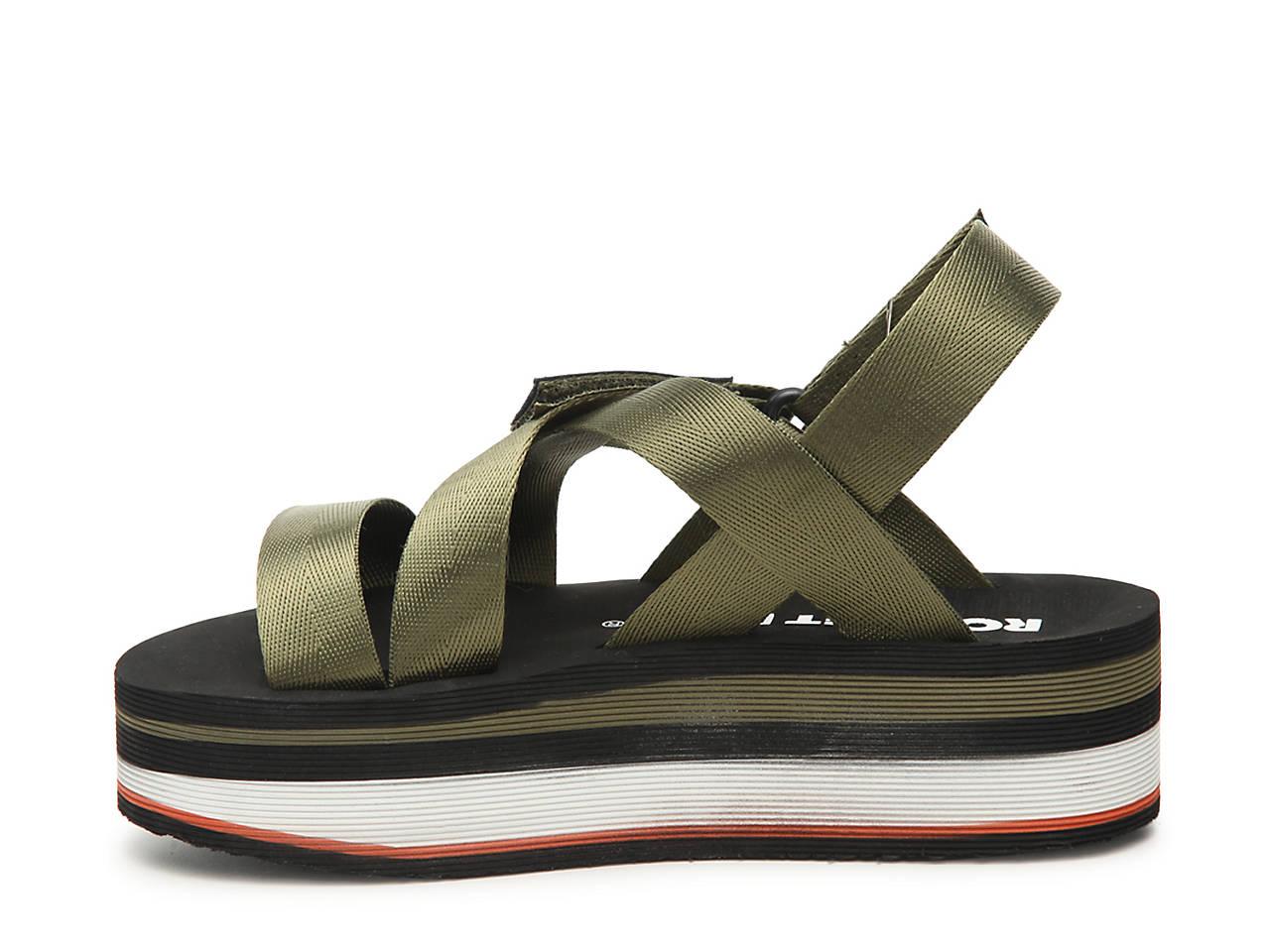 d3fd1b2dbbe6 Rocket Dog Jarvis Platform Sandal Women s Shoes
