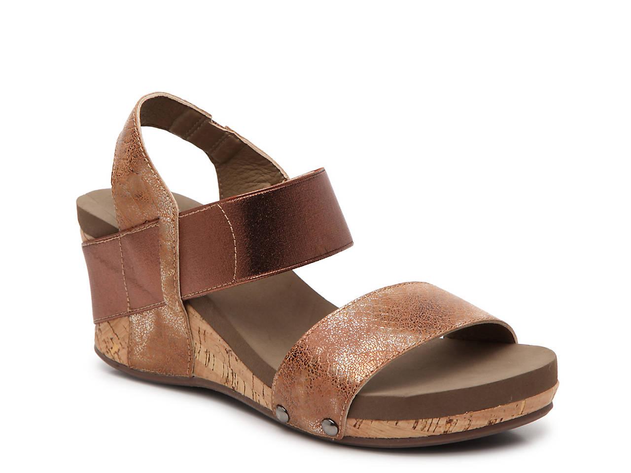 2bf0ffe48e6 Bandit Wedge Sandal
