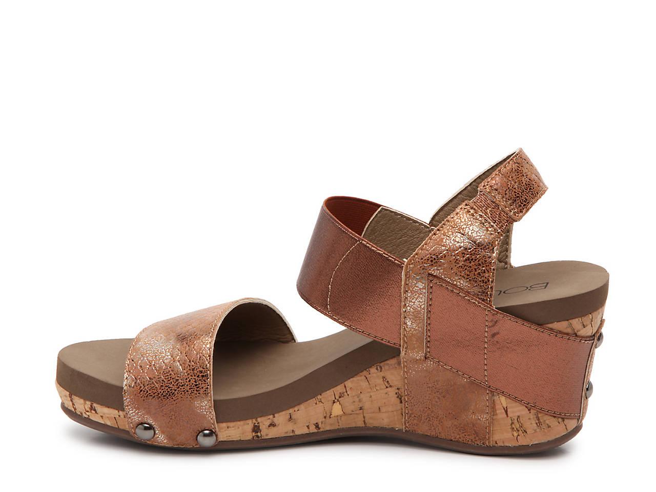2fc662a6503f Boutique by Corkys Bandit Wedge Sandal Women s Shoes