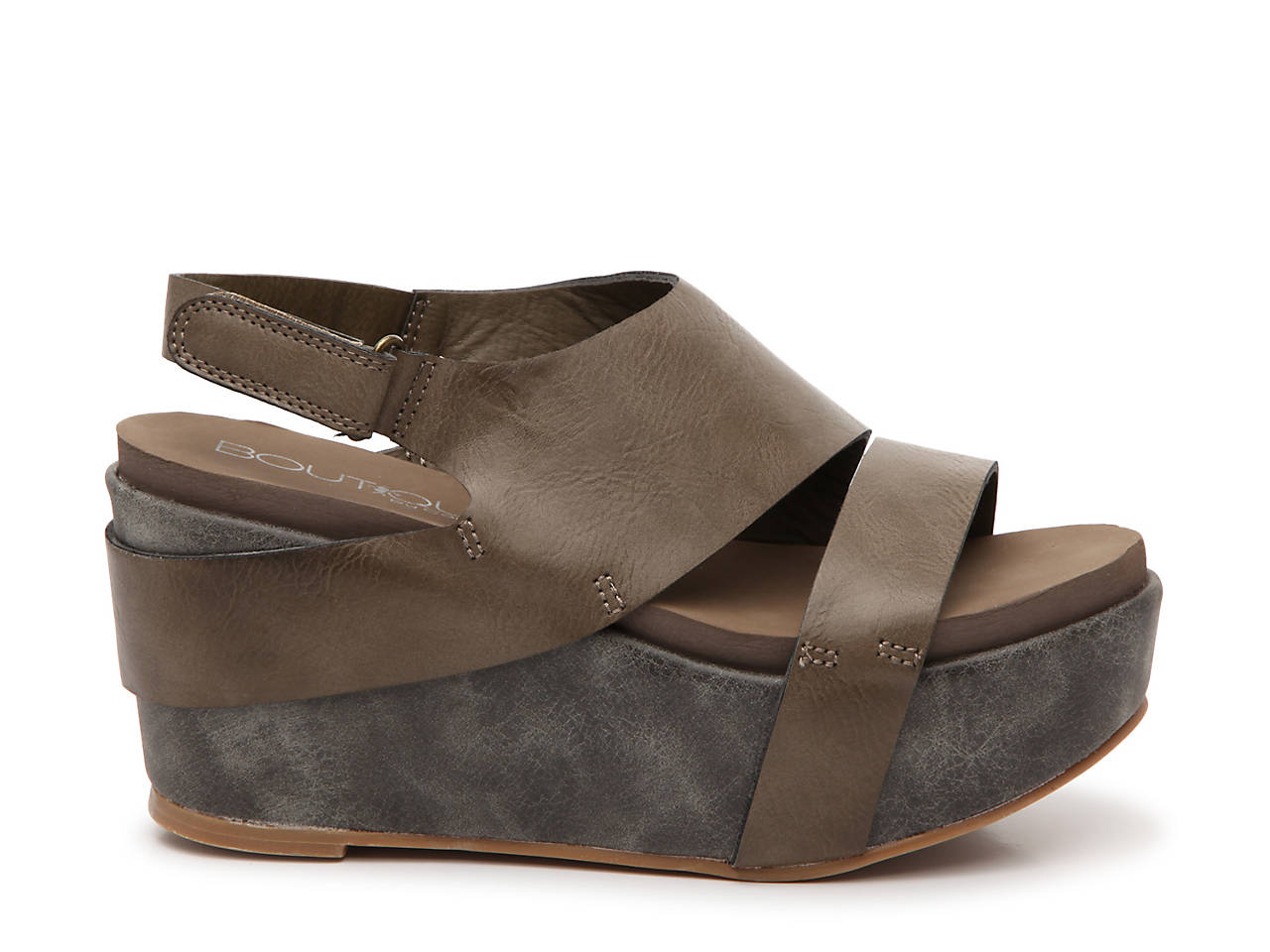 70730973469 Boutique by Corkys Pismo Wedge Sandal Women s Shoes